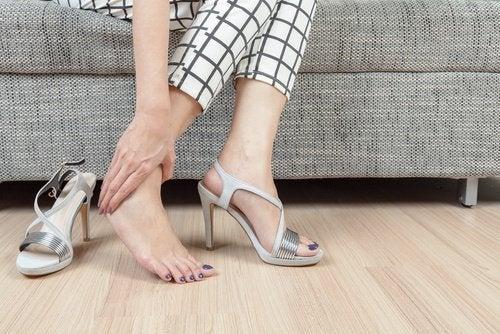 Luchtige schoenen