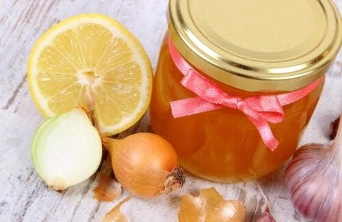 Honing en Ui als anti-hoestmiddelen