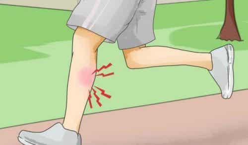 Wat moet je doen wanneer je kramp hebt?