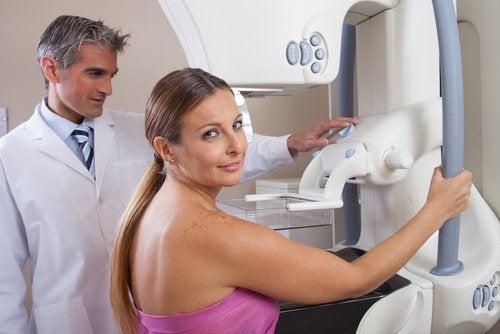 Mammogram Ondergaan