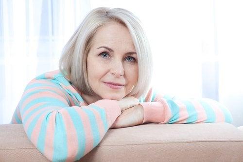 Vrouw in de Menopauze