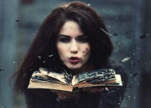 Verbrand Boek