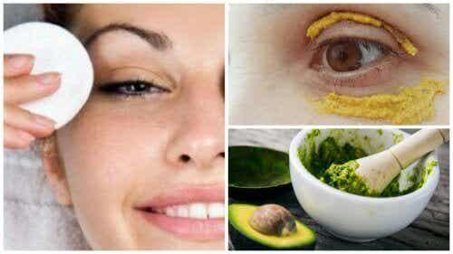 Trucs om donkere kringen onder je ogen te verminderen