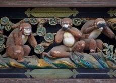 Drie Wijze Apen
