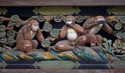 De fascinerende boodschap van de drie wijze apen