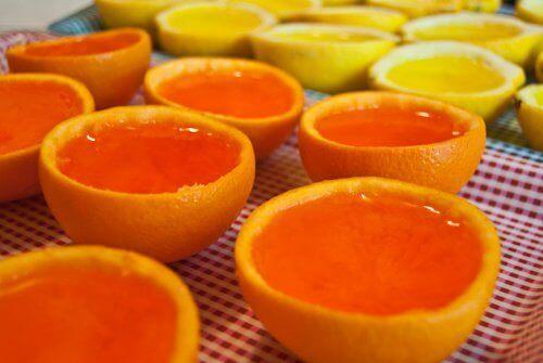Luchtverfrisser met Sinaasappel