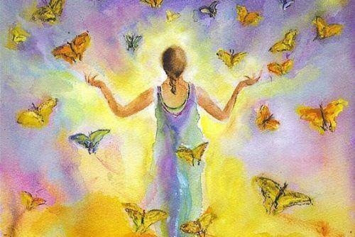 Licht en Vlinders
