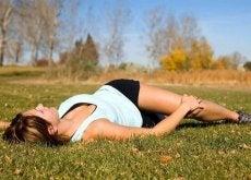 Rekoefeningen Rugpijn