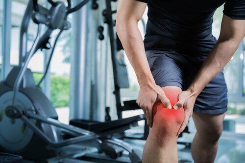 Pijnlijke Knie