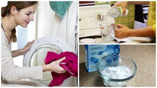 Zes natuurlijke trucjes om vies ruikende kleding vaarwel te zeggen