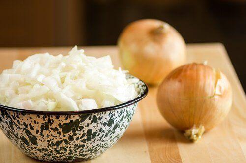 8 onbekende voordelen van uien