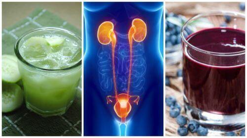 Vijf drankjes om urineweginfecties tegen te gaan