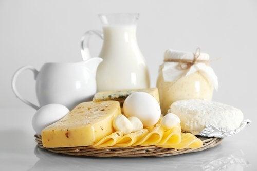 Melkproducten zijn niet goed voor astma