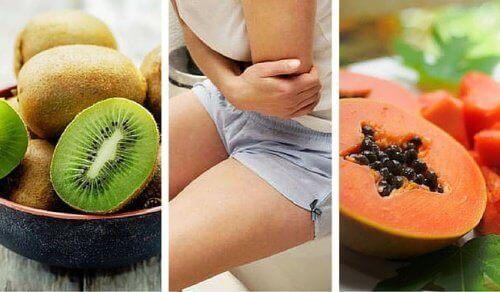 8 fruitsmoothies tegen constipatie