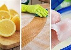 simpele schoonmaakmiddelen voor hout