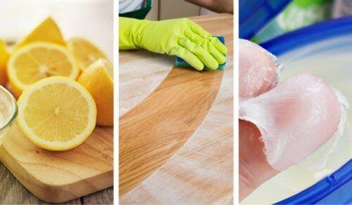 8 simpele schoonmaakmiddelen voor hout