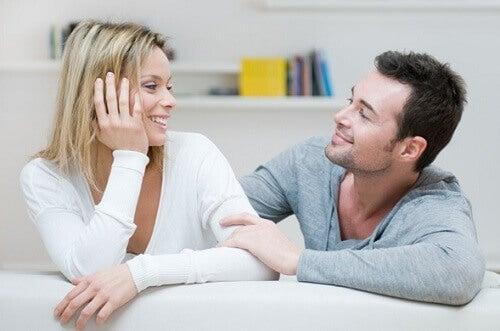 Een sterke vrouw weet hoe ze moet communiceren