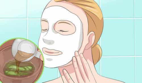 Gezichtsmaskers met aloëvera voor elk huidtype