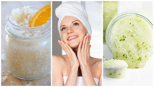 5 natuurlijke exfolianten om dode huidcellen te verwijderen