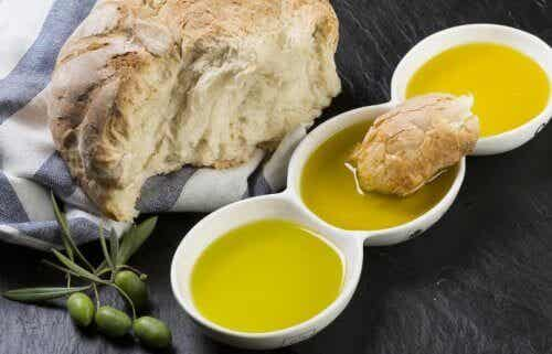 Brood met olijfolie: de perfecte combinatie