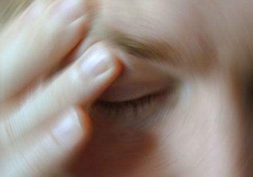Een surrealistisch gevoel is een van de gevolgen van angst voor je lichaam