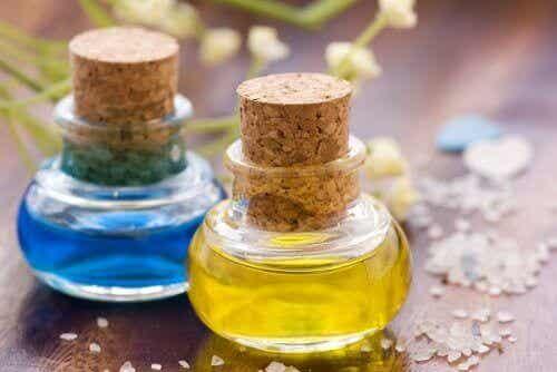 Verminder fijne rimpels met deze etherische oliën