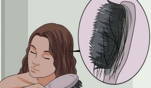 Dunner Wordend Haar