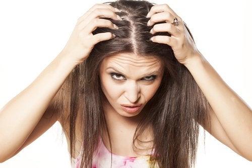 Dun Haar door Stress