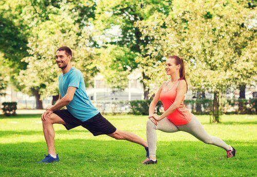 Sporten voor een betere seksdrive