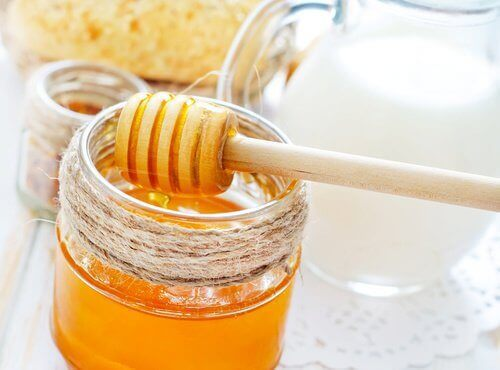 Haarmaskers met honing