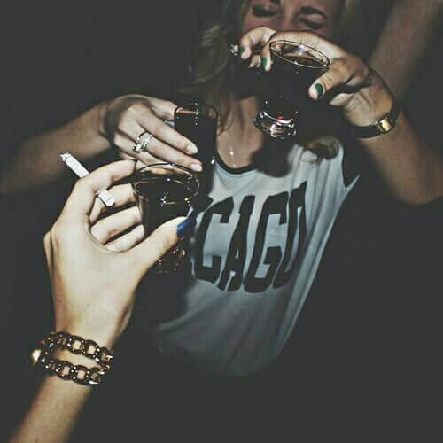 Drinken en roken