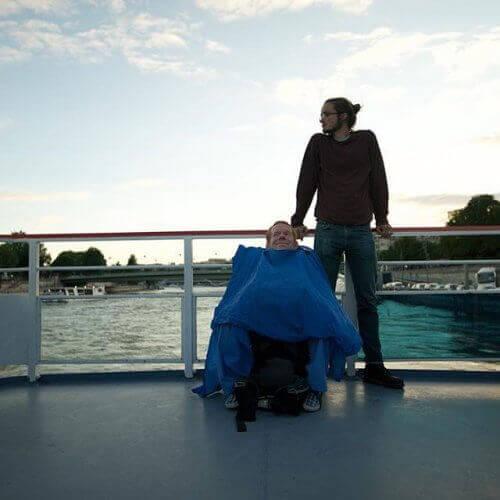 vriendschap op het water
