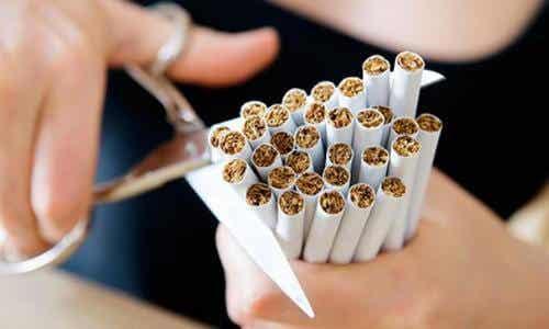 Wetenschappers vinden stopmechanisme bij rokers