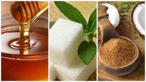 5 suikervervangers die je zeker moet kennen
