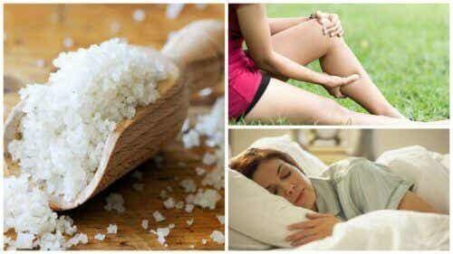 10 ongelooflijke voordelen van zeezout