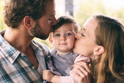 Ouders met kindje