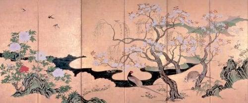Japanse tekening