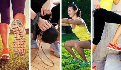 Is je energieverbruik lager als je meer oefeningen doet?