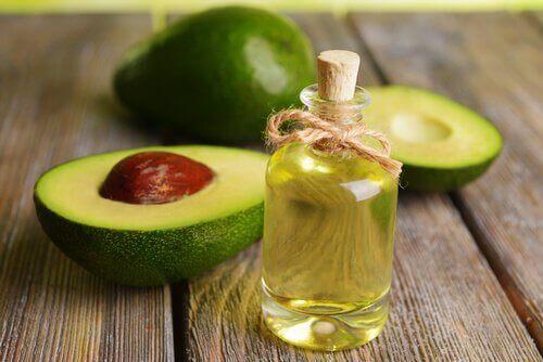 Avocado-olie tegen rimpels