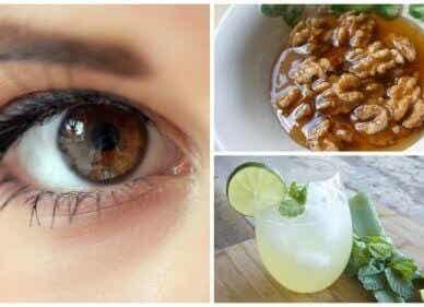 Remedie met aloëvera voor de gezondheid van je ogen