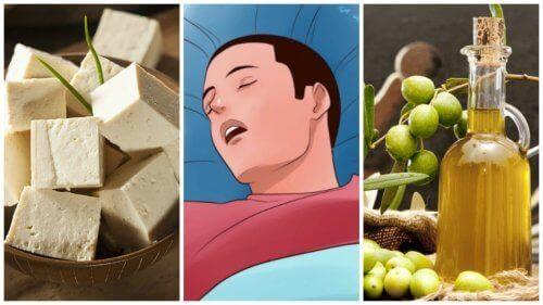 Snurken stoppen door deze 7 voedingsmiddelen te eten