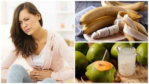 Welke voedingsmiddelen kan je eten als je maagpijn hebt?