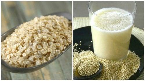 Maak quinoamelk en profiteer van de voordelen ervan
