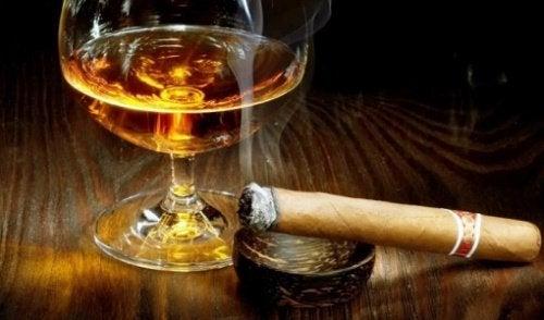 Alcohol en Roken