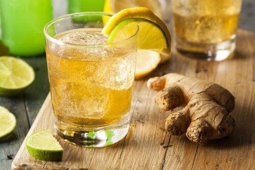 5 recepten voor drankjes om gewicht te verliezen