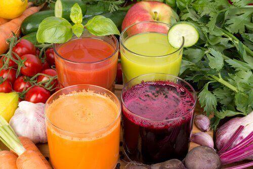 Verlies gewicht en verbeter je immuunsysteem met deze 5 sapjes
