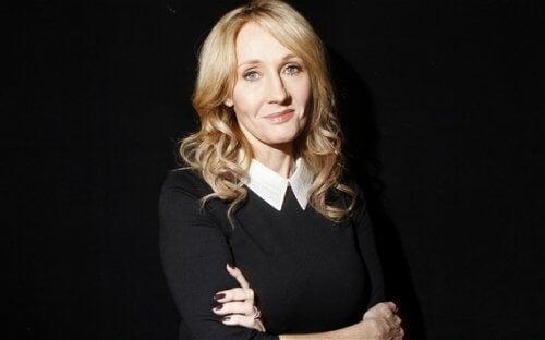 J.K. Rowling is een van de succesvolle mensen die zich niet lieten tegenhouden door tegenslag