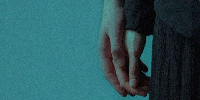 Verstrengelde handen