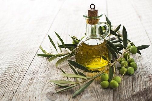 Snurken stoppen met olijfolie