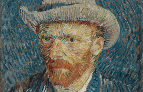 Vincent van Gogh is een van de succesvolle mensen die zich niet lieten tegenhouden door tegenslag